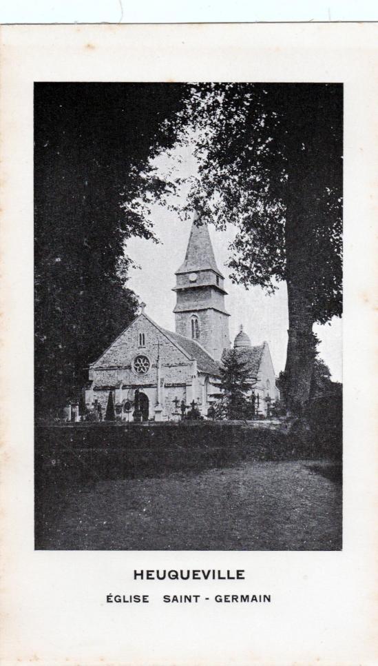 Carte postale eglise ancienne