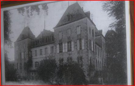Chateau blanche de roncherolles