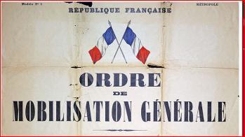 Mobilisation generale 1939